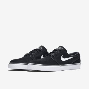 Zomm Stefan Janoski Black White Thunder Grey