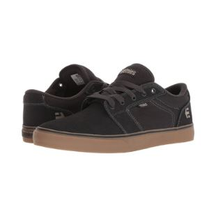 Barge LS Black Charcoal Gum