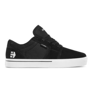 Kids Barge Ls Black White