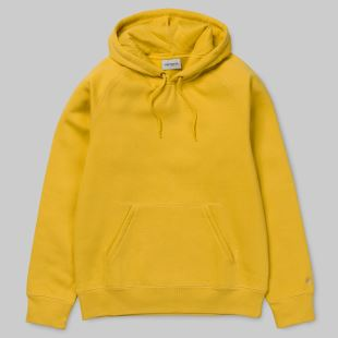Hooded Chase Sweat Quince Gold