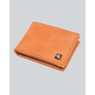 Segur Wallet Rust Brown
