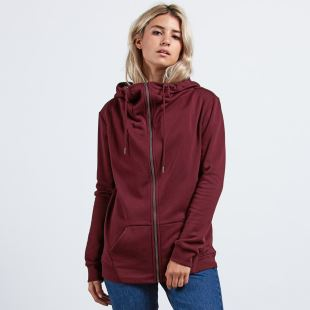 Walk On By Zip Fleece BUR