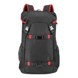 Landlock Backpack SE II Black Red