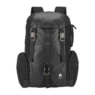 Waterlock Backpack III All Black Nylon