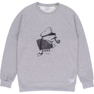 Sweat Fishy Grey
