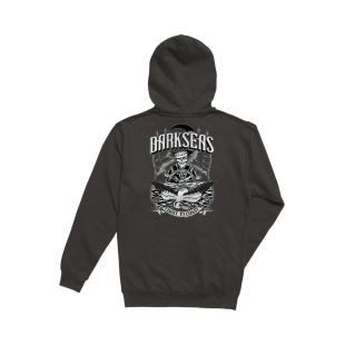 Wheelman Fleece Black