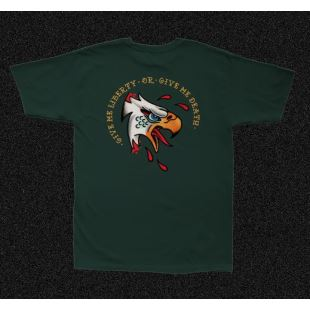 Liberty Tee Forest Green