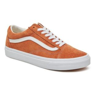 Old Skool Pig Suede Leather Brown
