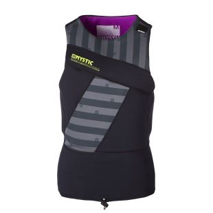 Star Impact Vest Black/Purple