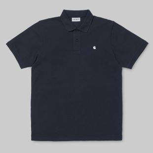 SS Madison Polo Dark Navy White