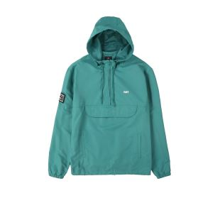Crosstown II Anorak Dusty Teal
