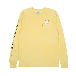 Lord Nermal Pocket L/S Banana