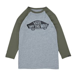 BY OTW Raglan Boys Heather Grey