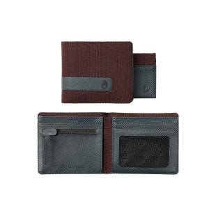 Showtime Bi Fold ID Zip Wallet Port