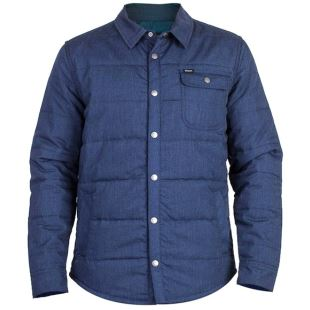 Brixton Jacket Cass Washed Blue