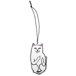 Lord Nermal Air Freshener White