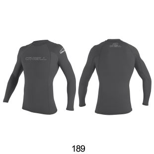 Basic Skins L/S- Rash guards