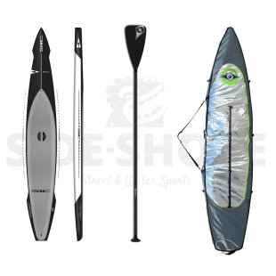 Pack SUP X 14' SCC + Pagaie + Housse + Leash