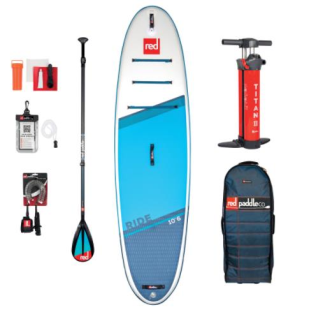 Pack Red Paddle Co - Ride MSL 2021 + pagaie + leash