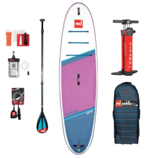 Pack Red Paddle Co - Ride 10'6 Special Edition MSL 2021 + pagaie + leash
