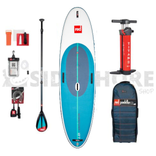 Pack Red Paddle Co - WindSurf 10'7 MSL 2021 + pagaie + leash