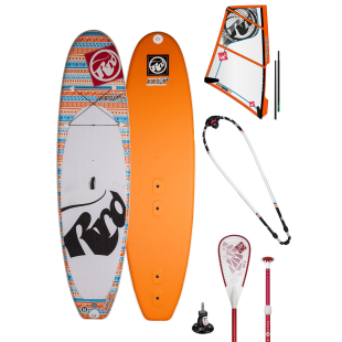 RRD Air conv plus 10'2 + Gréement + Pagaie