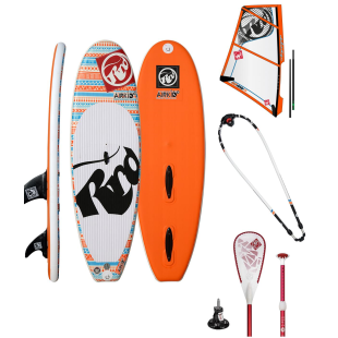 RRD Air conv plus kid sup 8' + Gréement + Pagaie