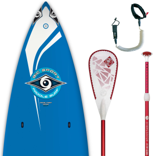 Wing 11' Sup LTD + Pagaie + leash + Housse chaussette