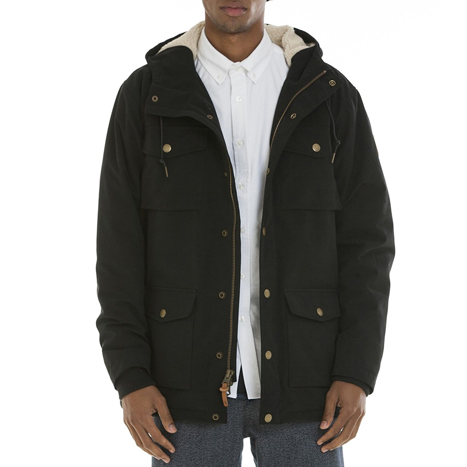 Obey - Montclair Jacket Black