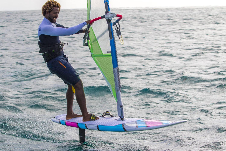 papenoo fibre windsurf   sup convertible foil f.one - foil planche ... 72b97ee7e30e