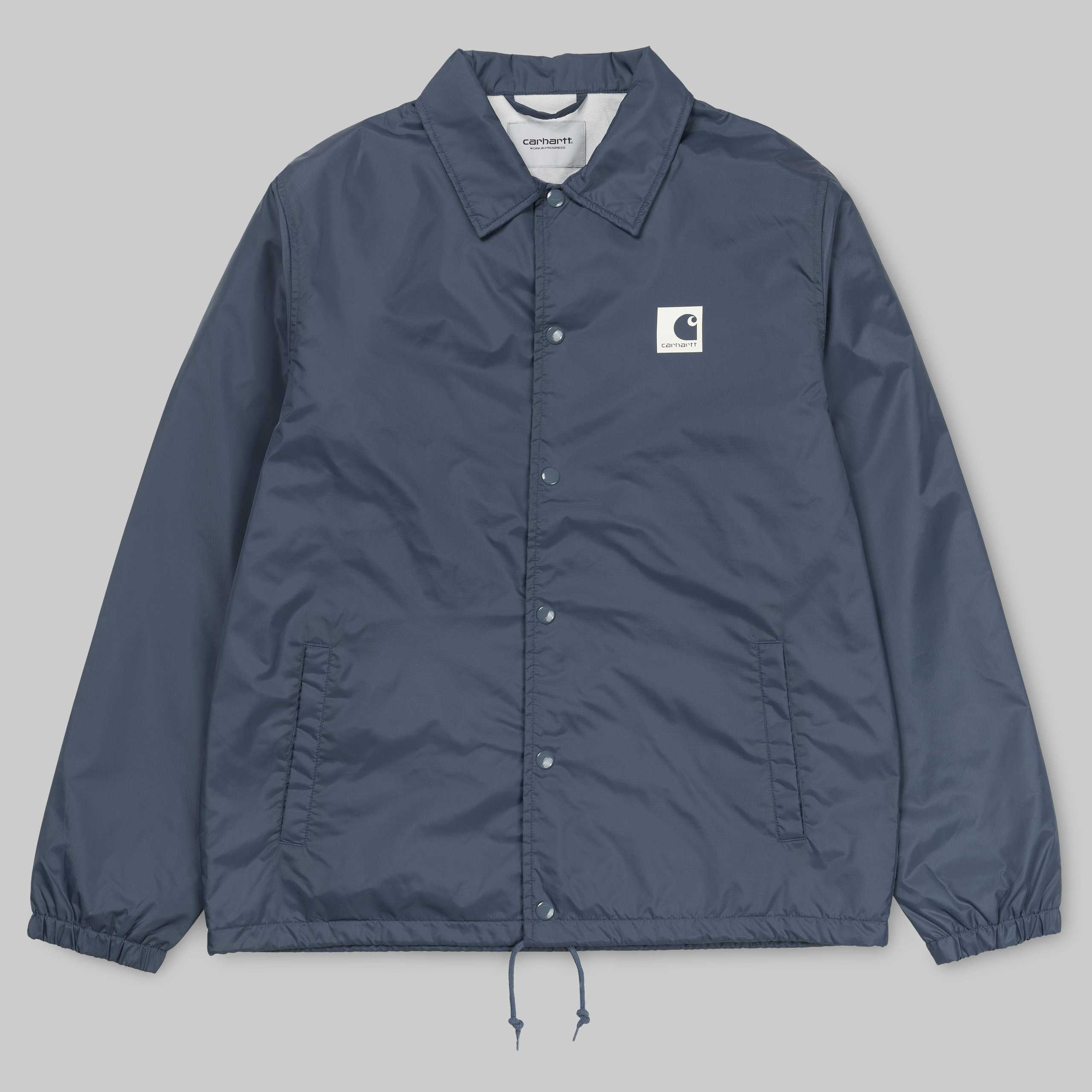 Carhartt Sport Stone Vestes Coach Jacket Shore Men Blue Side xI7xzw