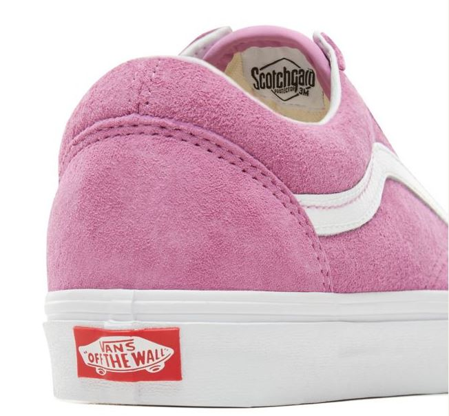 51ddbc63291d old skool pig suede violet true white vans - women women - side-shore