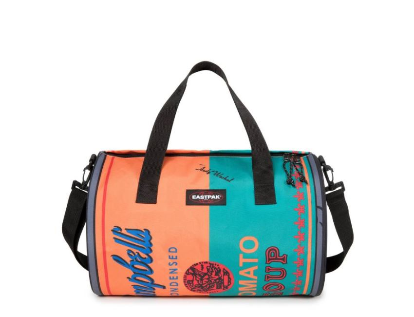 Andy Bagagerie De Can Warhol Placed Sac Carrot Eastpak Duffel oedxBC