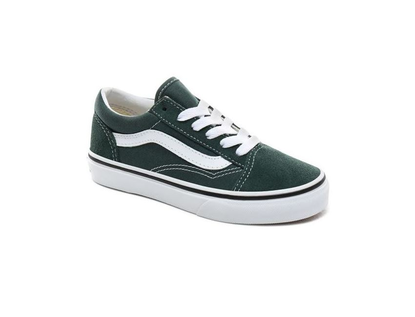 UY Old Skool Trekking Green True White