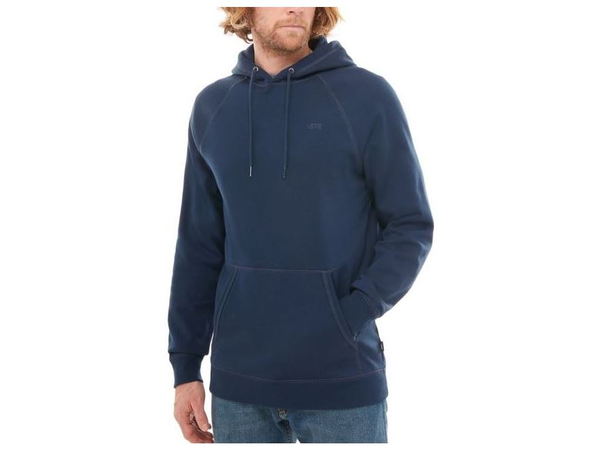 MN Versa Hoodie Dress Blues